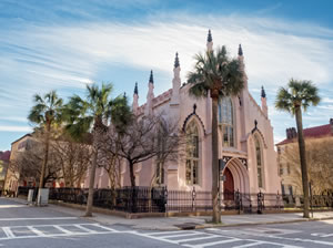 Historic Church Tour in Charleston, South Carolina
