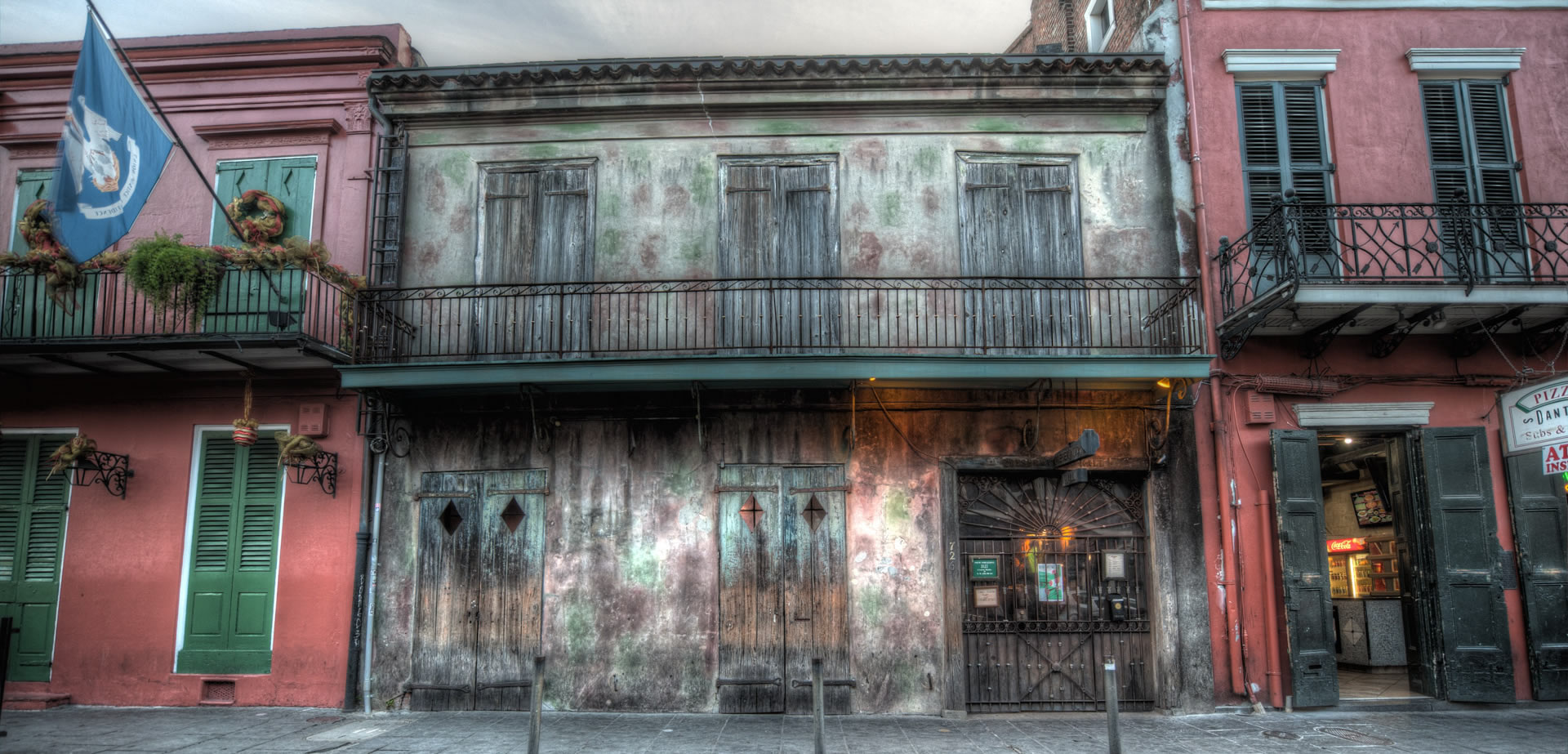 Tours Guided French Quarter Tour