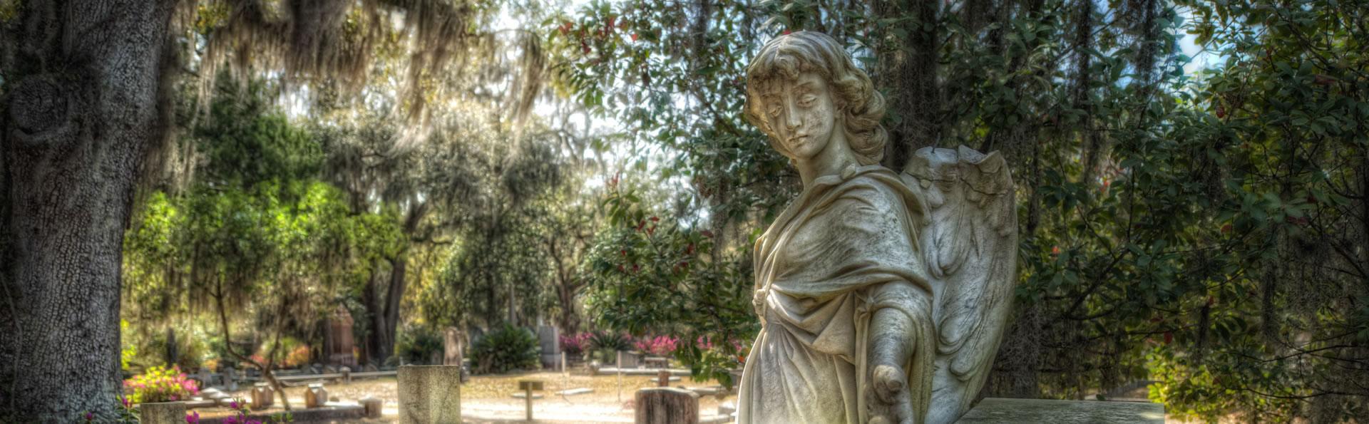 Notable Burials in Bonaventure Cemetery