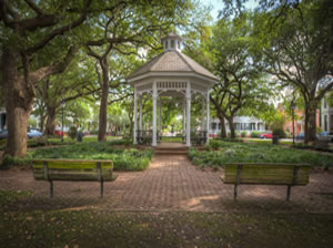 The Squares in Savannah