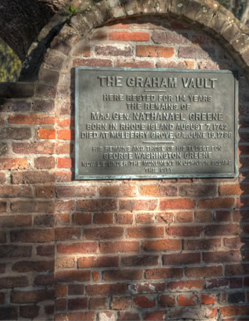 The Graham Family Vault