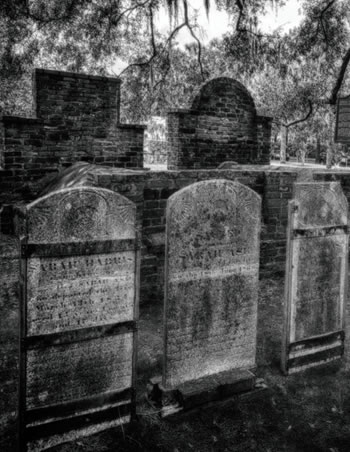 Haunted Savannah Cemeteries