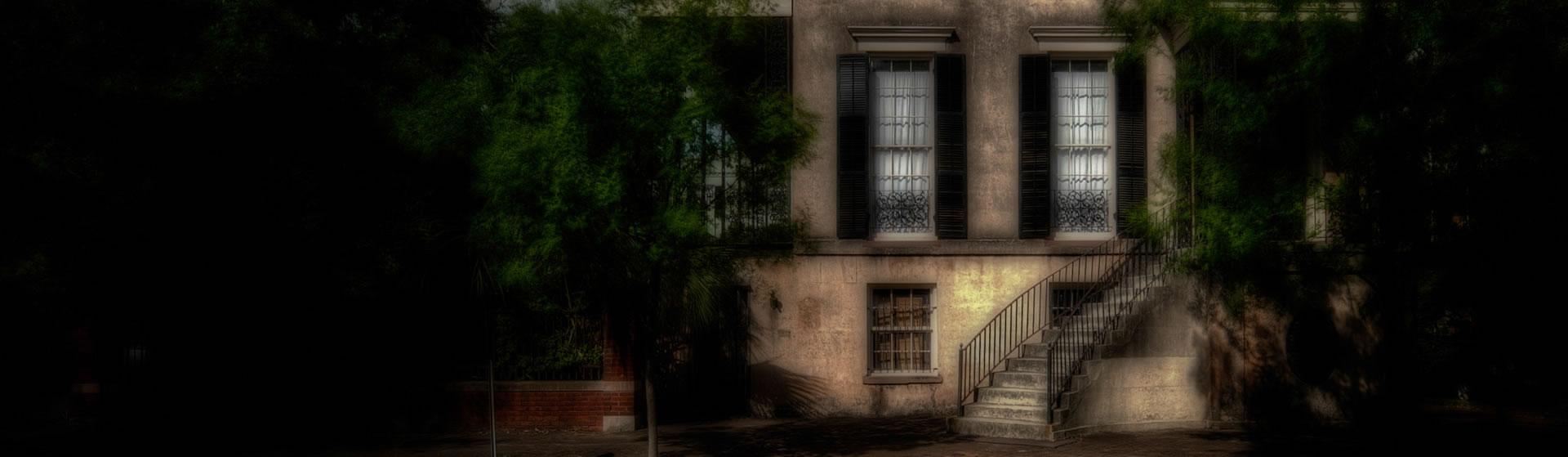 432 Abercorn, Haunted Houses in Savannah