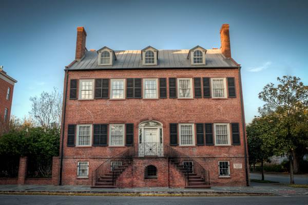 The Davenport House