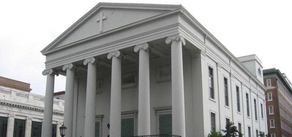 The First Christ Church